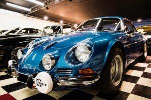 RENAULT Alpine A110 V85