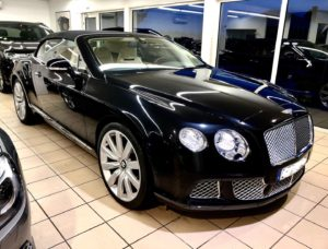 BENTLEY CONTINETAL GTC 2