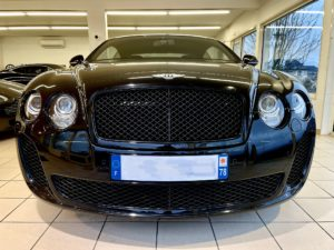 Bentley Continental GT 6.0 SupersportS