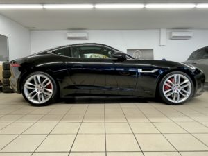 JAGUAR F-TYPE COUPE 5.0 V8 R AUTO