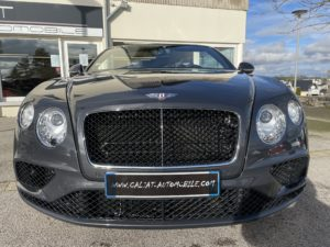BENTLEY CONTINENTAL II (2) GTC 4.0 V8 BVA
